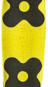 Choke skateboard Spicy Sabrina Yellow Blue 58