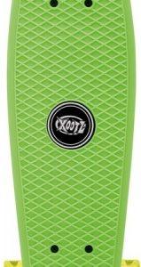 Xootz skateboard led groen 56 cm