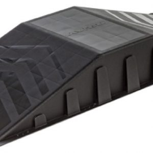 Paradiso Toys skateramp junior 112 x 45 x 15 cm zwart