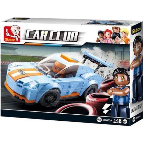 Sluban Car Club Leopard 148 Stuks
