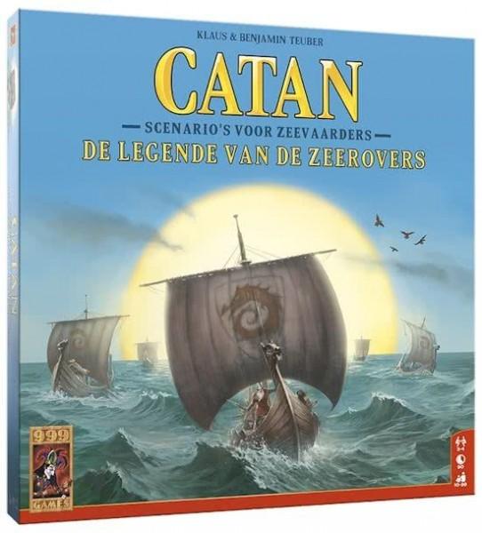Spel Kolonisten van Catan: Legende Van De Zeerovers