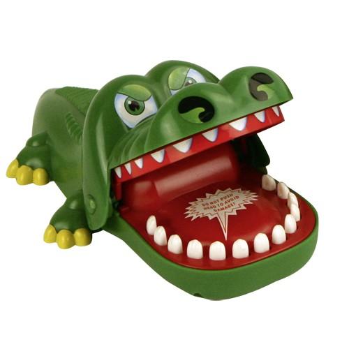 Spel Krokodil Bijt