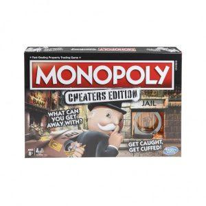 Spel Monopoly Valsspelerseditie