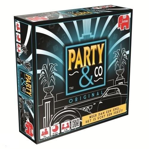 Spel Party en Co Original