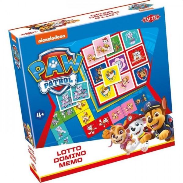 Spel Paw Patrol 3 In 1