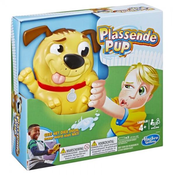 Spel Plassende Pup