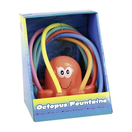 Sproeier octopus
