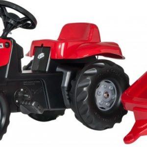 Rolly Toys traptractor RollyKid Massey Ferguson junior rood