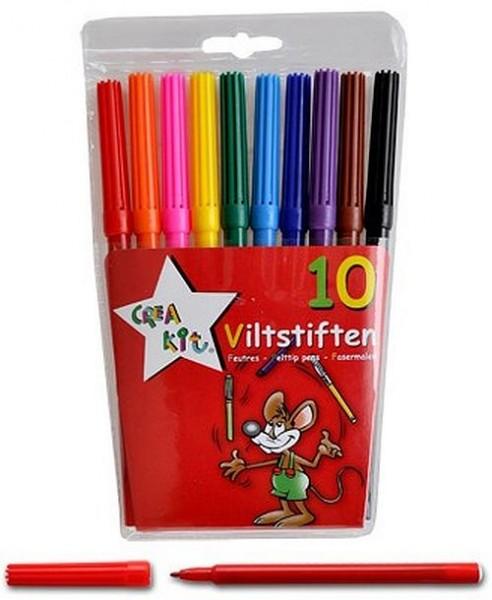 Viltstiften 10 Creakit