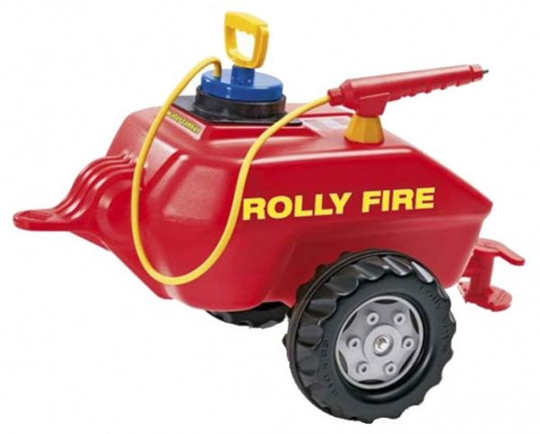 Rolly Toys watertank RollyVacumax Fire junior rood