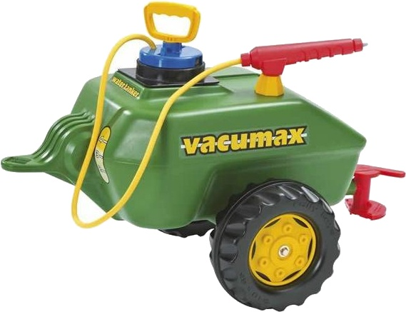 Rolly Toys watertank RollyVacumax junior groen