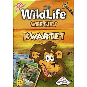 Wildlife Weetjes kwartet