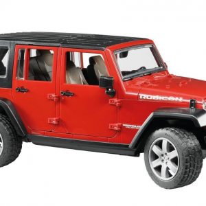 Bruder Jeep wrangler unlimited 1:16