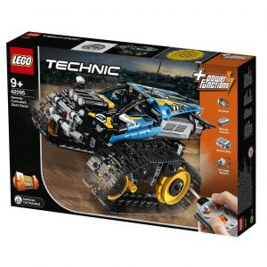 LEGO® Technic 42095 Remote-Controlled Stunt Racer OP=OP