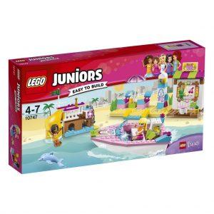 LEGO® Juniors 10747 Andreas en Staphanies strandvakantie OP=OP