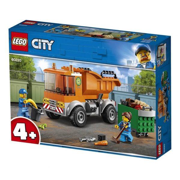 LEGO® City 60220 Vuilniswagen