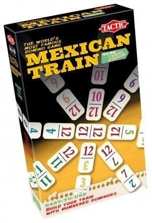Mexican train reisversie