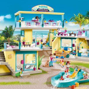 PLAYMOBIL® Family Fun 70434 Strandhotel