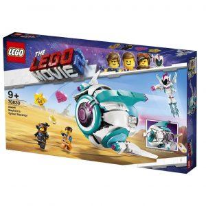 LEGO® The Movie 2 70830 Lieve Chaos' Systar ruimteschip