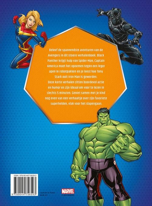 Deltas avengers De coolste 5-minuutverhalen