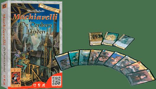 999 Games Machiavelli: De donkere landen