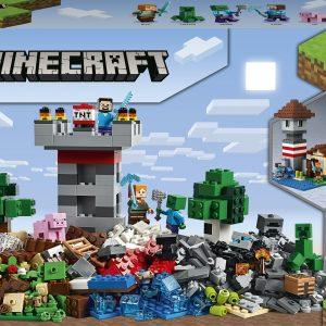 LEGO® Minecraft 21161 The Crafting Box 3.0