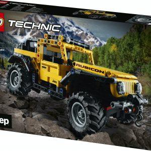 LEGO® 42122 Jeep Wrangler