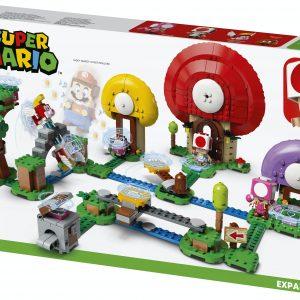 LEGO® Super Mario 71368 Uitbreidingsset: Toads schattenjacht