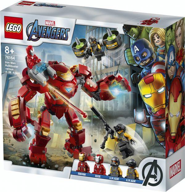 LEGO® Super Heroes Classic 76164 Hulk