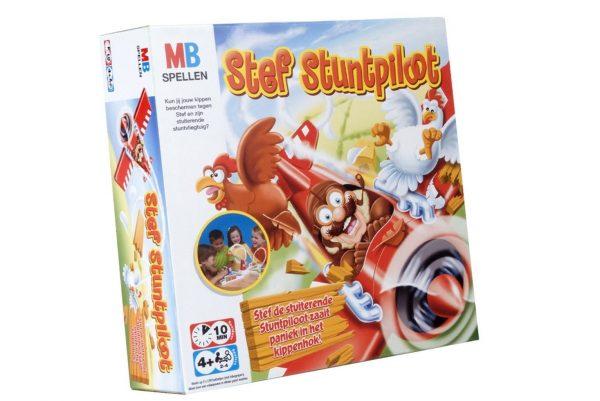 MB Stef stuntpiloot