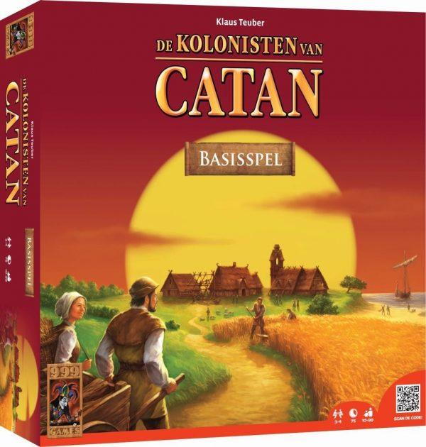 999 Games Kolonisten van Catan basisspel