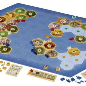 999 Games Kolonisten van Catan Piraten en ontdekkers